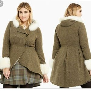 Outlander riding coat